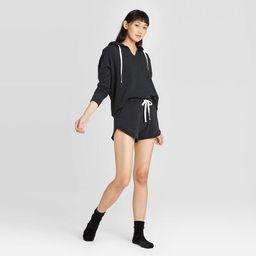 Women's Hooded Lounge Sweatshirt - Colsie™   Target