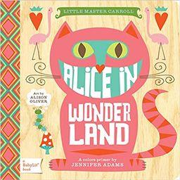 Alice in Wonderland: A BabyLit® Colors Primer (BabyLit Primers)   Amazon (US)