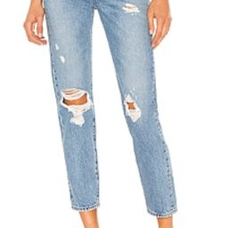 LEVI'S Wedgie Icon Fit in Authentically Yours from Revolve.com   Revolve Clothing (Global)