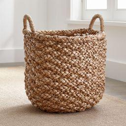 Emlyn Basket + Reviews   Crate and Barrel   Crate & Barrel