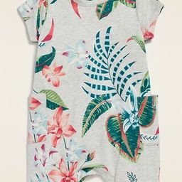 Printed One-Piece for Baby | Old Navy (US)