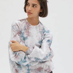 Urban Renewal Recycled Tie-Dye Crew Neck Sweatshirt   Urban Outfitters (US and RoW)