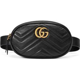 Matelassé Leather Belt Bag   Nordstrom