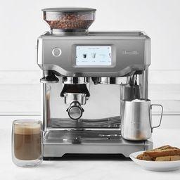 Breville Barista Touch Espresso Machine   Williams-Sonoma
