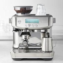 Breville Barista Pro Espresso Machine   Williams-Sonoma