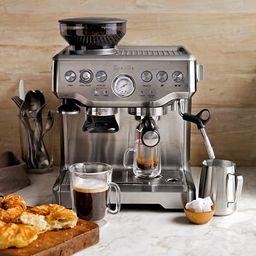 Breville Barista Express Espresso Machine   Williams-Sonoma