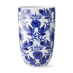 Blue Crane Ginger Jar Vase | Williams-Sonoma