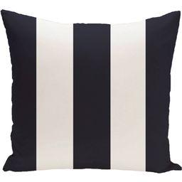 "Simply Daisy 16"" x 16"" Awning Stripe Print Outdoor Pillow | Walmart (US)"
