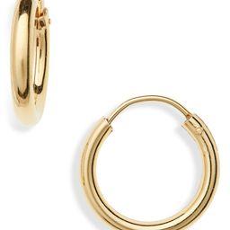Argento Vivo Milano Sterling Hoop Earrings | Nordstrom