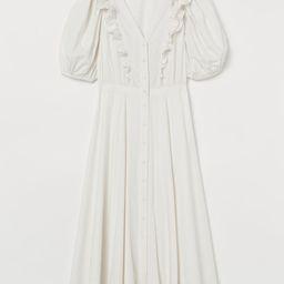 Lyocell-blend dress | H&M (UK, IE, MY, IN, SG, PH, TW, HK)