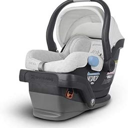 UPPAbaby MESA Infant Car Seat - Bryce (White & Grey Marl), Standard | Amazon (US)