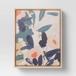 Floral Framed Wall Canvas - Opalhouse™ | Target