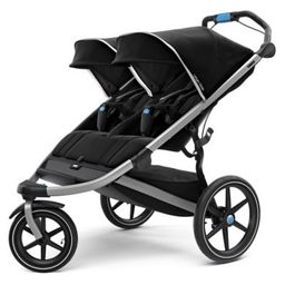 Thule® Urban Glide 2 Double Stroller in Black   Bed Bath & Beyond