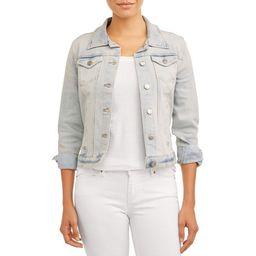 Time and Tru Women's Denim Jacket   Walmart (US)
