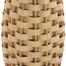 """Hosley's 24"""" High Wood and Grass Floor Vase. Ideal Gift for Weddings, Home Decor, Long dried Flor... 