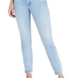 High Rise Crop Skinny Jeans (Regular & Plus Size) | Nordstrom Rack