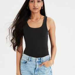 AE Square Neck Bodysuit | American Eagle Outfitters (US & CA)