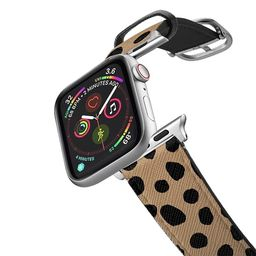 CASETiFY Apple Watch Band Case - CHEETAH DOTS | Casetify