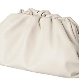 BOKPLD Womens Pouch Dumpling Crossbody Bag Cloud Handbag | Amazon (US)