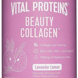 Vital Proteins Beauty Collagen (Lavender Lemon, Canister)   Amazon (US)