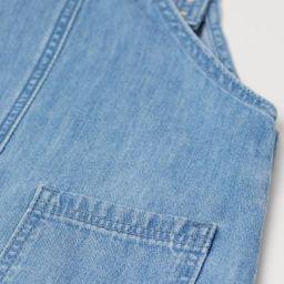 Denim Overall Shorts | H&M (US)