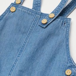 Denim Overall Dress | H&M (US)