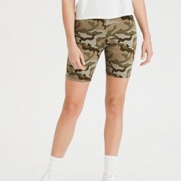 AE Highest-Rise Camo Bike Short | American Eagle Outfitters (US & CA)