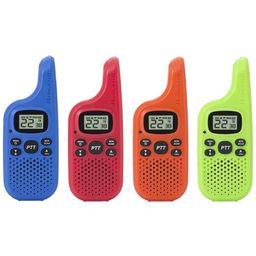 Midland - X-TALKER T20X4, 22 Channel FRS Walkie Talkie - Up to 16 Mile Range Two-Way Radio, 38 Pr... | Walmart (US)