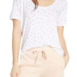 Women's Bp. All Day Tee, Size X-Small - White   Nordstrom