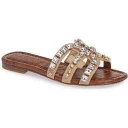 Bay 2 Embellished Slide Sandal | Nordstrom