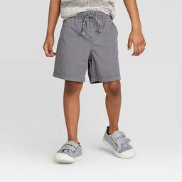 Toddler Boys' Pull-On Shorts - Cat & Jack™ Gray | Target