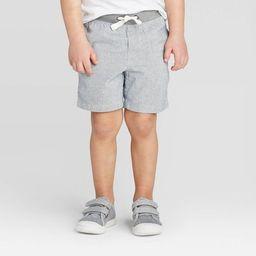 Toddler Boys' Chino Shorts - Cat & Jack™ Gray | Target