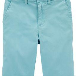 Stretch Chino Shorts | OshKosh B'gosh