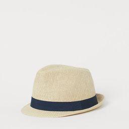 Straw Hat | H&M (US)
