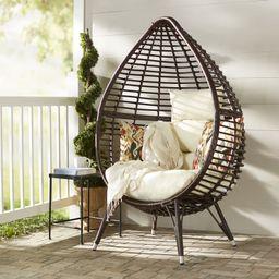 Teardrop Patio Chair with Cushions | Wayfair North America