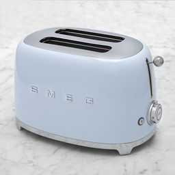 Smeg 2-Slice Toaster   Williams-Sonoma