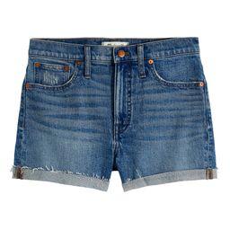 High Waist Denim Shorts   Nordstrom