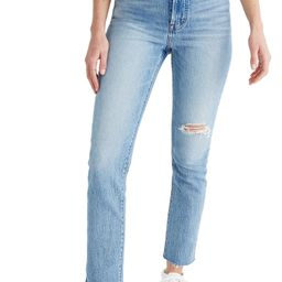 The Perfect Vintage Crop High Waist Jeans   Nordstrom