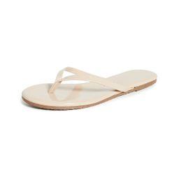 Foundations Gloss Flip Flops   Shopbop