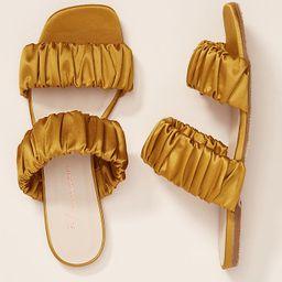 Carrie Slide Sandals   Anthropologie (US)