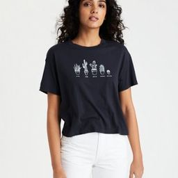 AE Cactus Graphic T-Shirt   American Eagle Outfitters (US & CA)