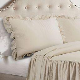 Lush Decor Ruffle Skirt Bedspread Set | Kohl's