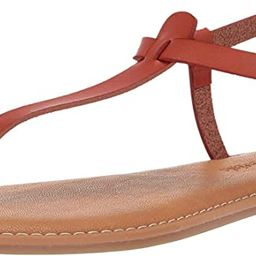Amazon Essentials Women's Casual Thong with Ankle Strap Sandal | Amazon (US)