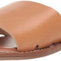 Amazon Essentials Women's Single Band Flat Sandal | Amazon (US)