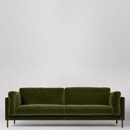 Munich Fabric 3 Seater Sofa | Very (UK)