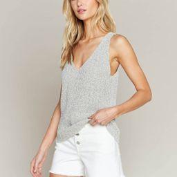 Georgia Sweater Tank | Thread And Supply