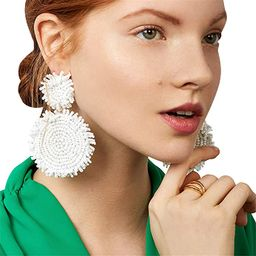 Holylove Mothers Day Gifts Jewelry Earrings for Women Lady Teens Girls Dangle Earring | Amazon (US)