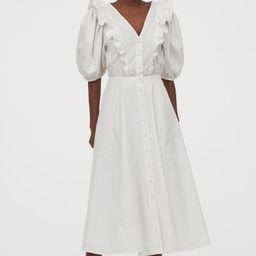 Lyocell-blend dress   H&M (UK, IE, MY, IN, SG, PH, TW, HK)