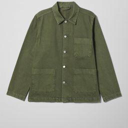 Generic OD Green Jacket | Weekday