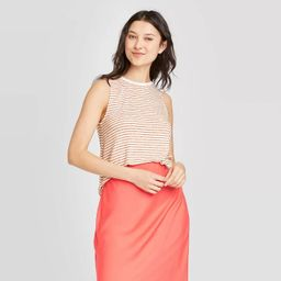 Women's Curved Hem Tank Top - A New Day™ | Target